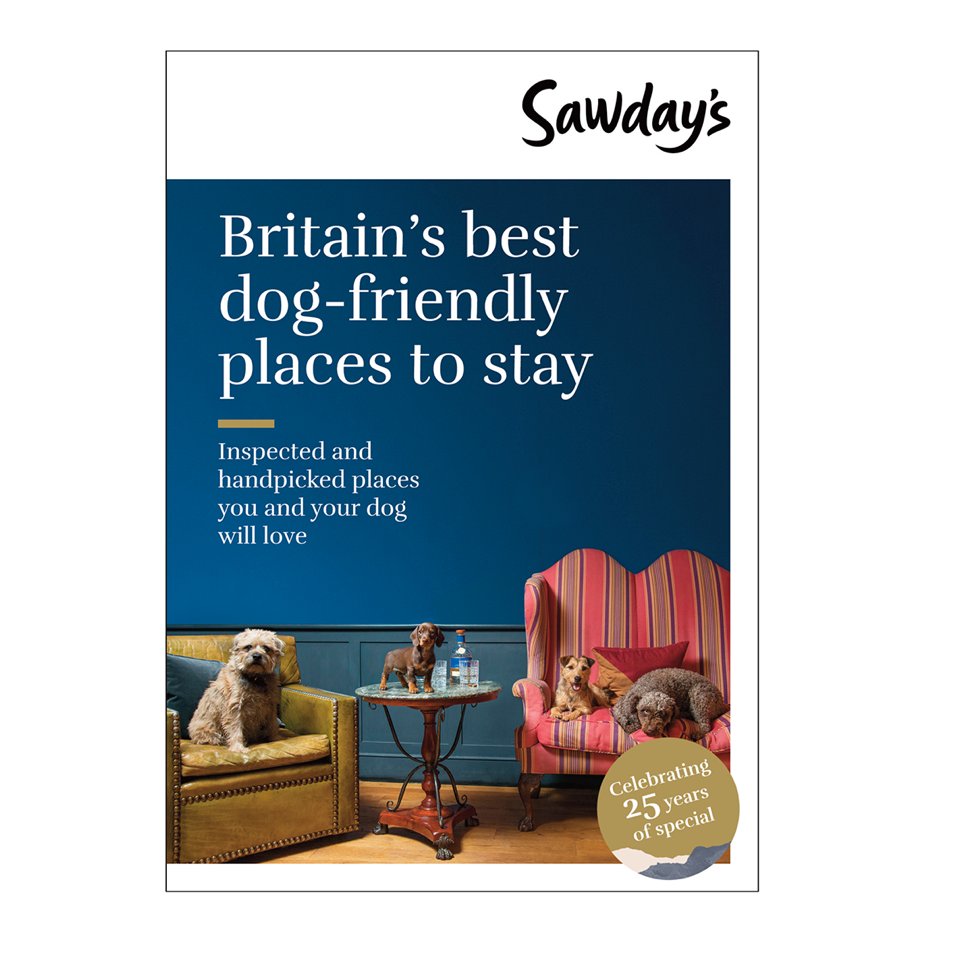 Britain's best dog-friendly places to stay