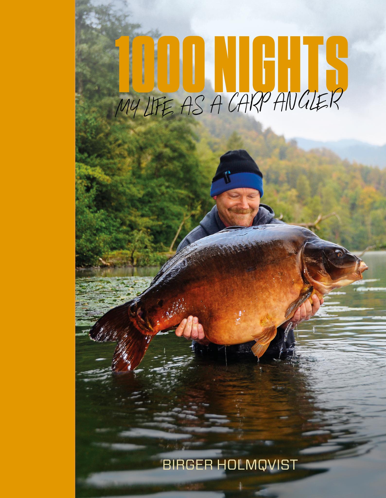 1000 nights - My life as a carp angler