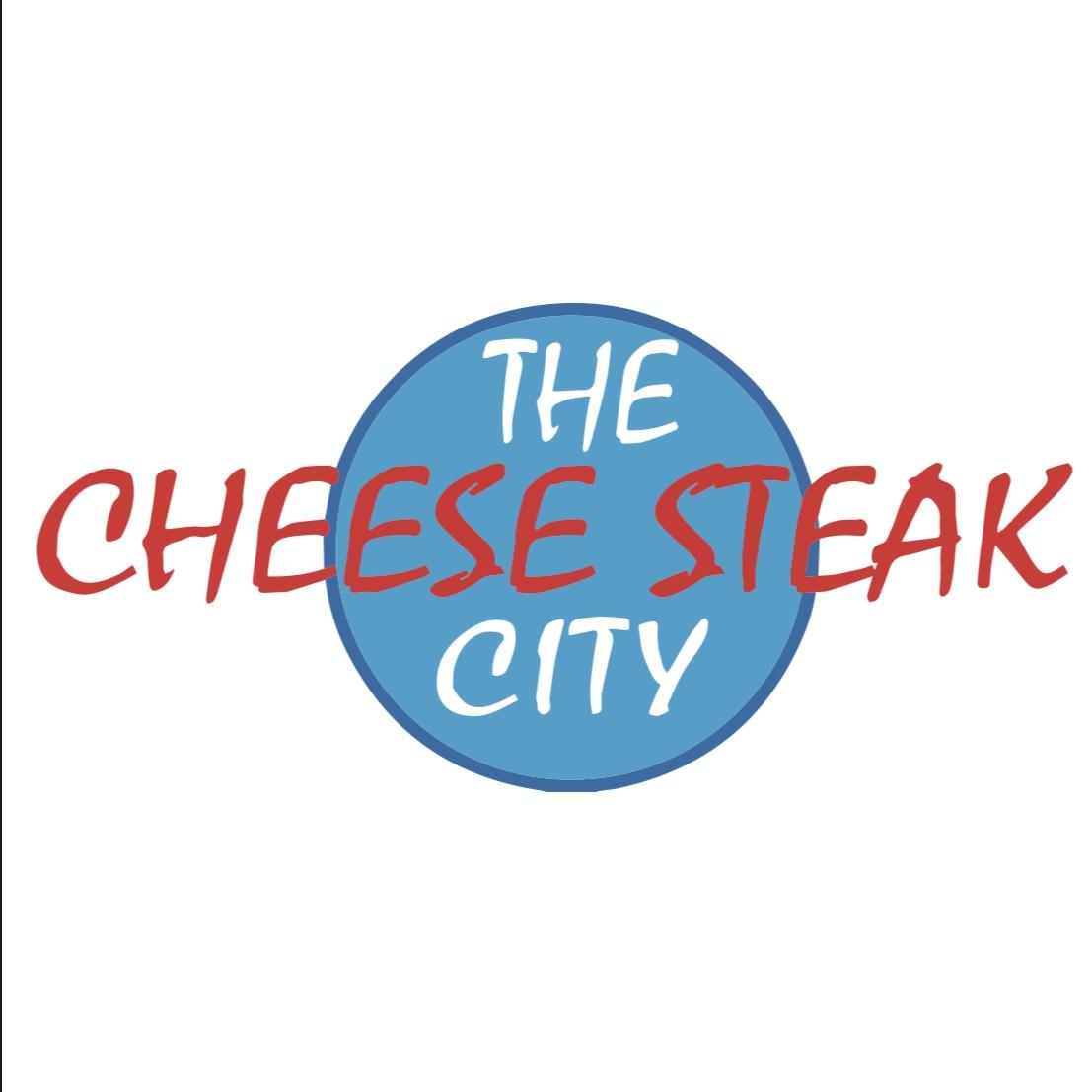 THE CHEESESTEAK CITY