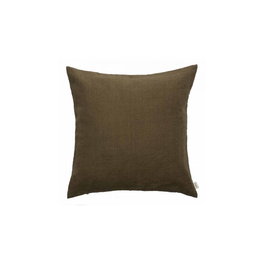 Anno viive oliivi 50x50 tyynynpäällinen