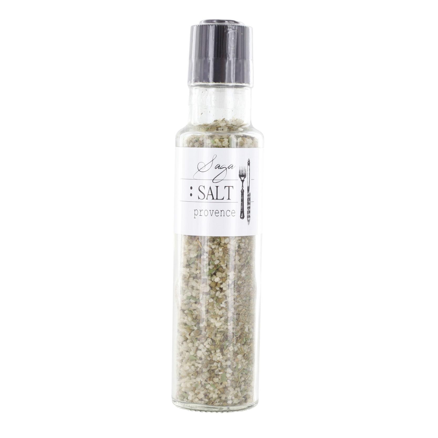 Saga gourmet Provencen suola