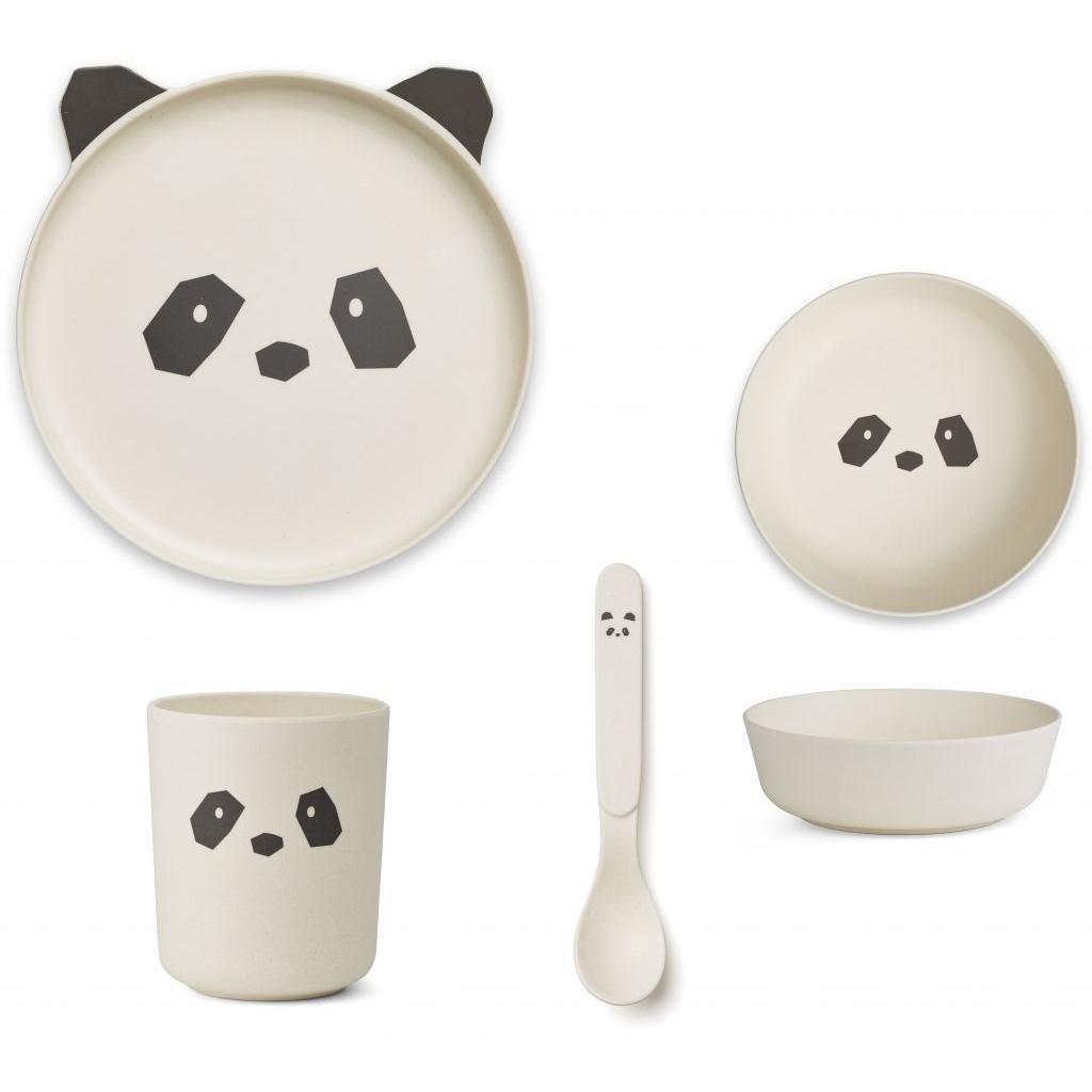 Liewood bambuastiat Panda