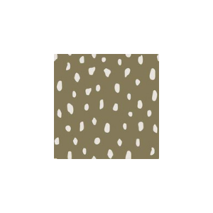 Cooee Design servetit pilkut, oliivi