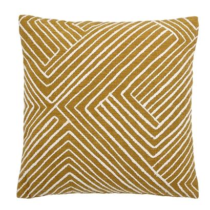 Bloomingville tyyny keltakuvioinen