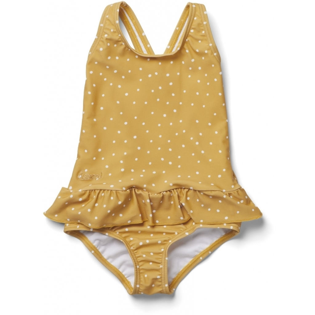 Liewood uimapuku keltainen
