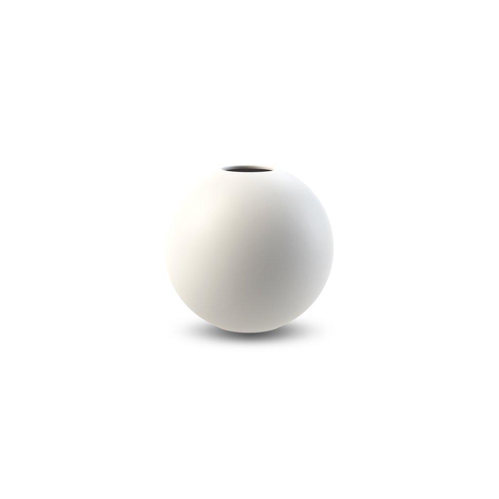 Cooee Design pallovaasi valkoinen 10cm