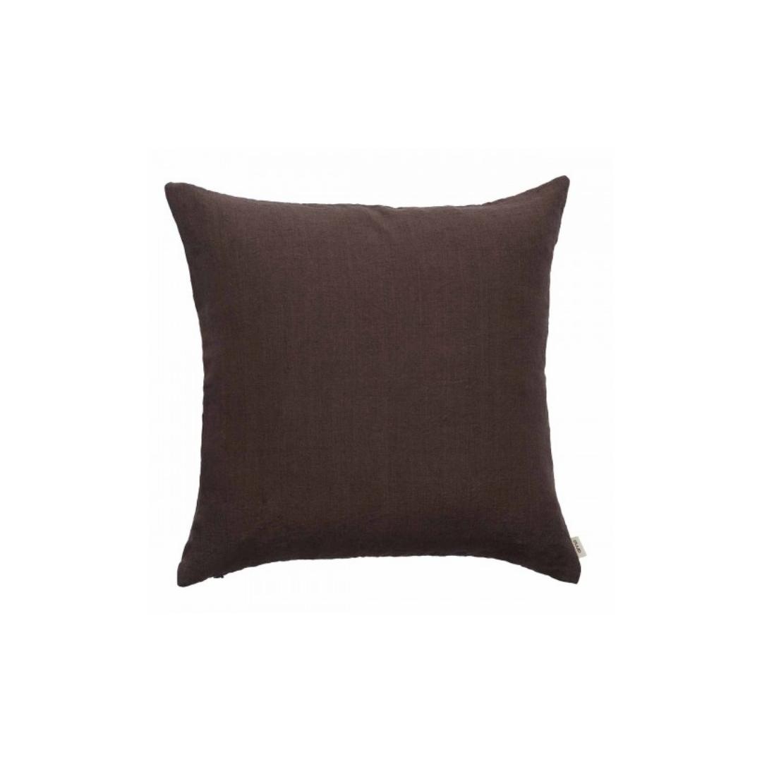Anno viive ruskea 50x50 tyynynpäällinen
