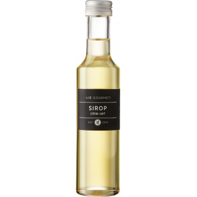 Lie gourmet siirappi lime