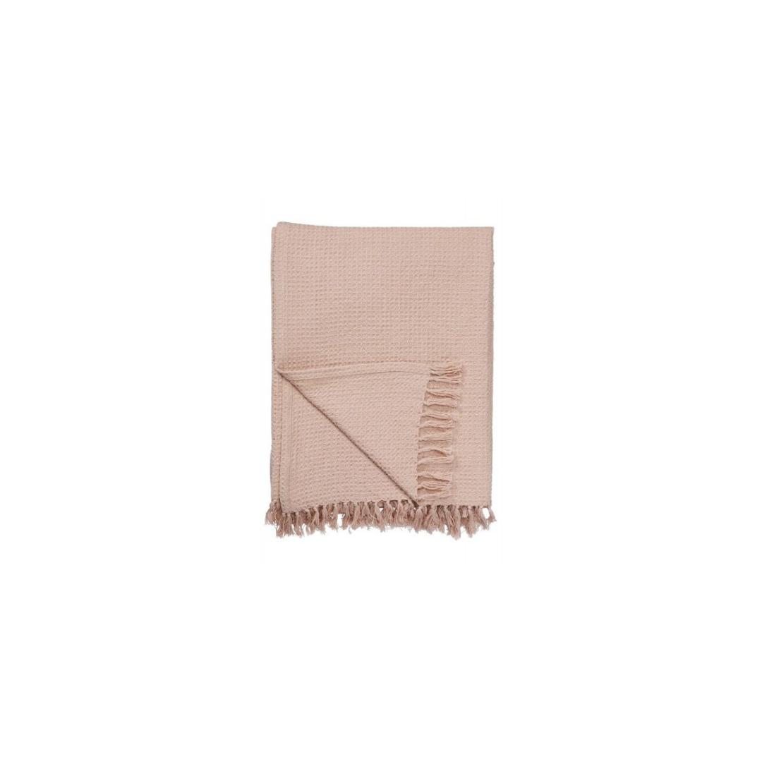 Svanefors torkkupeitto roosa 130x170