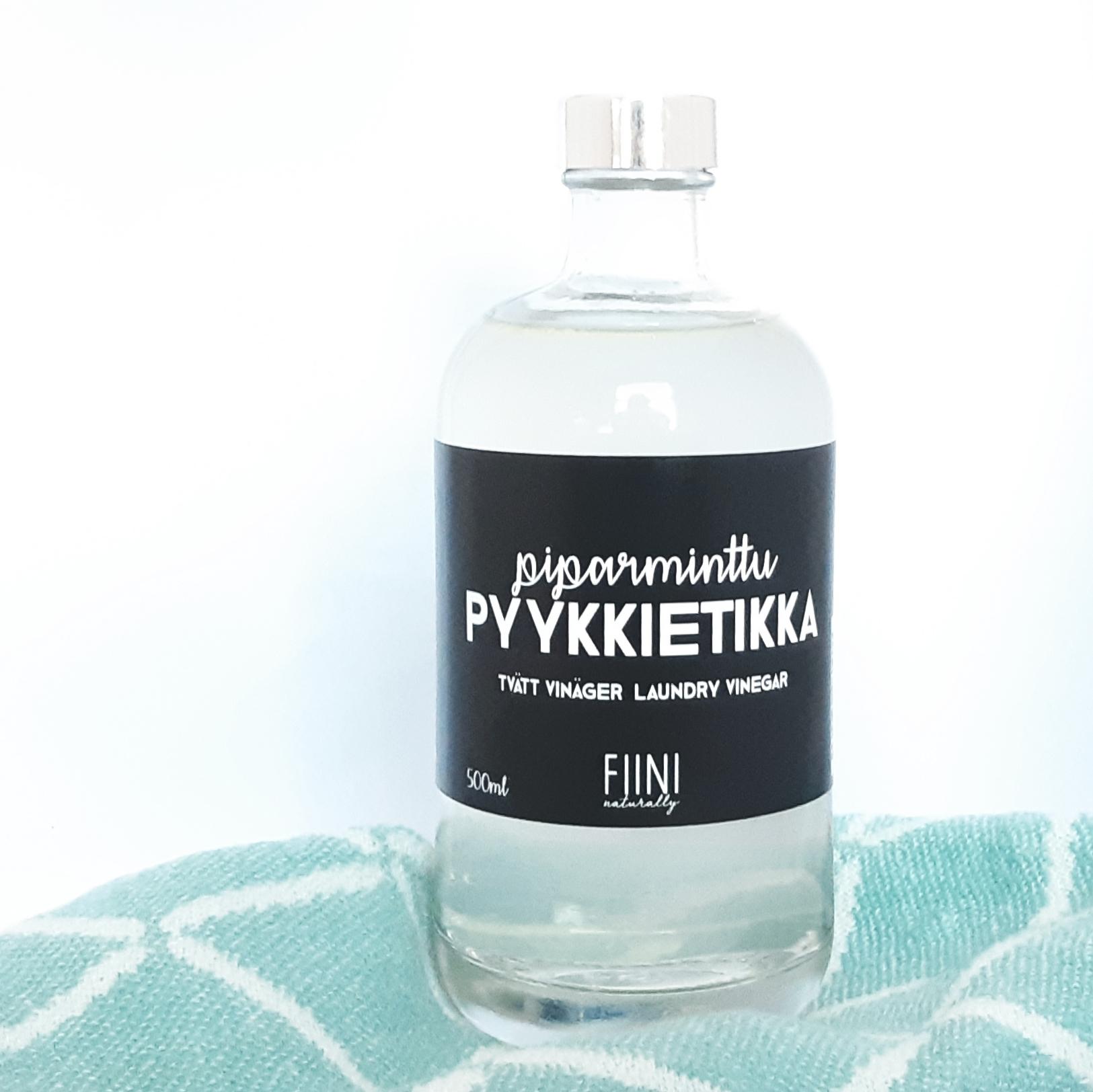 Fiini naturally pyykkietikka piparminttu