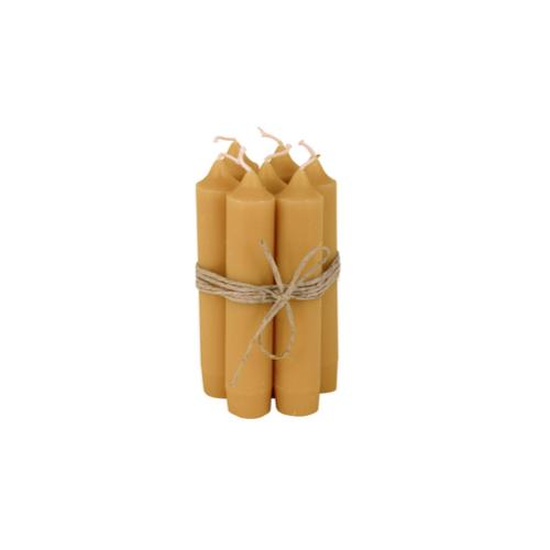 Ib Laursen kynttilä keltainen