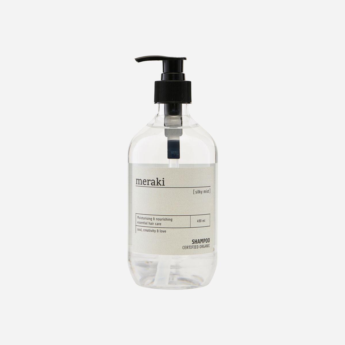 Meraki shampoo Silky mist