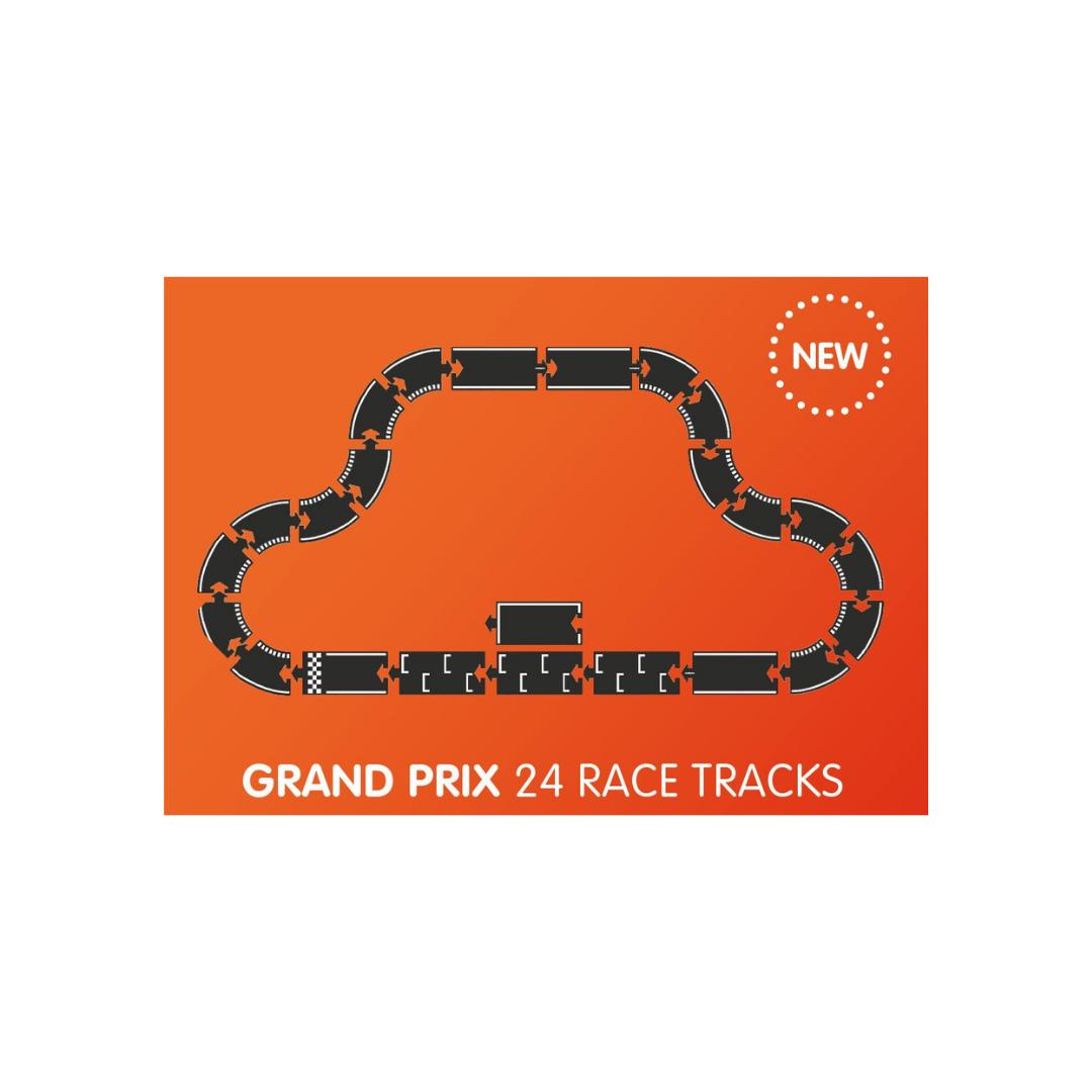 Way to play grand prix 24os