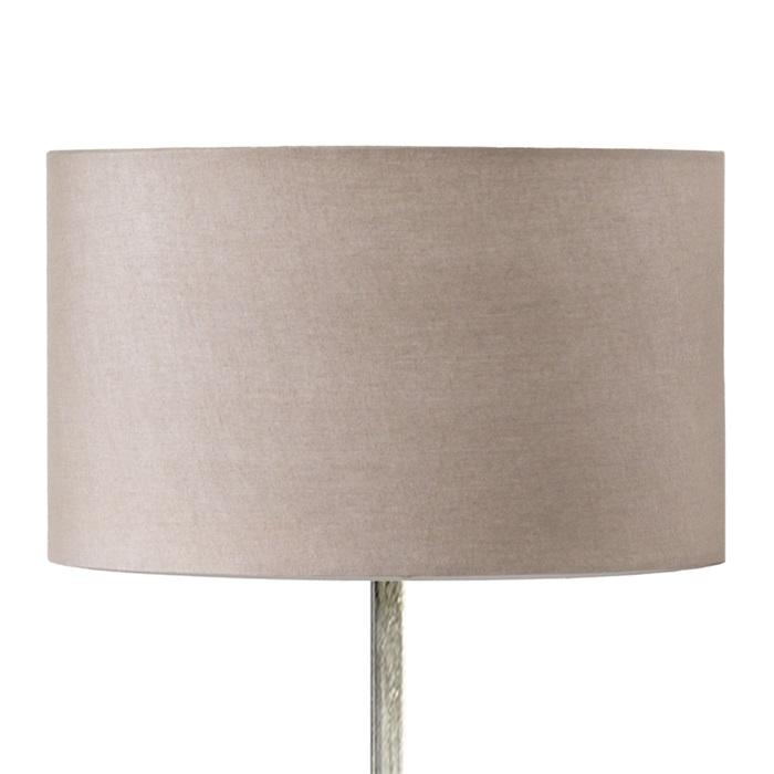 Lampskärm nougat oval