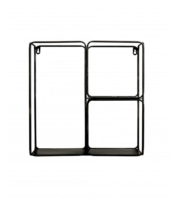 Metallhylla kvadrat