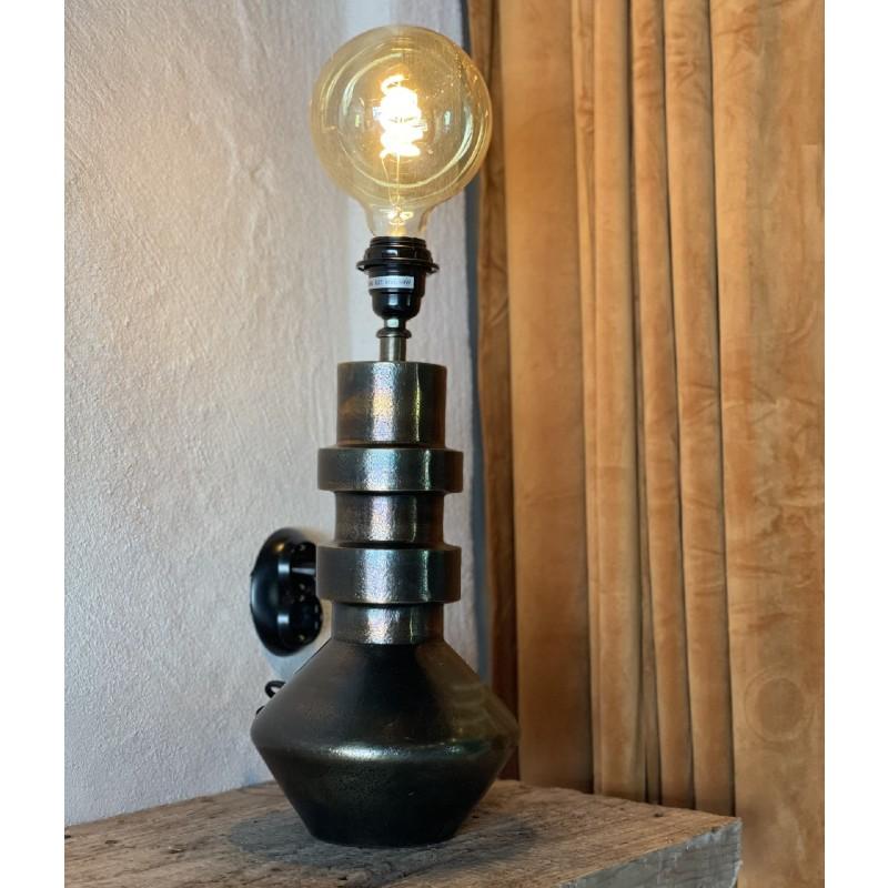 Lampfot metall