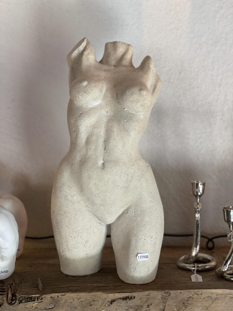 Kvinna torso