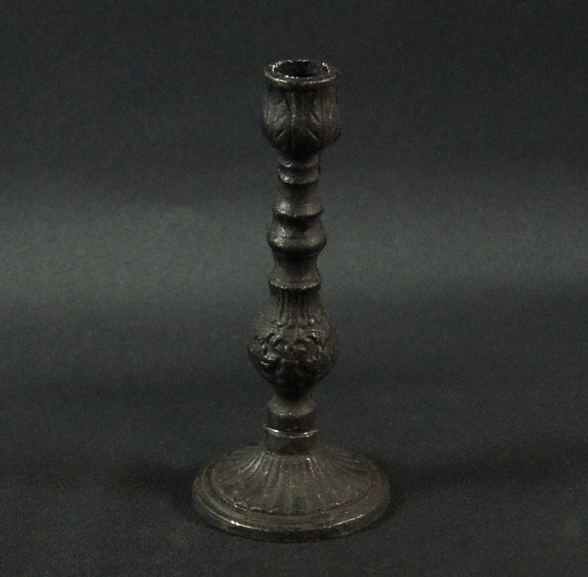 Ljusstake metall 19 cm