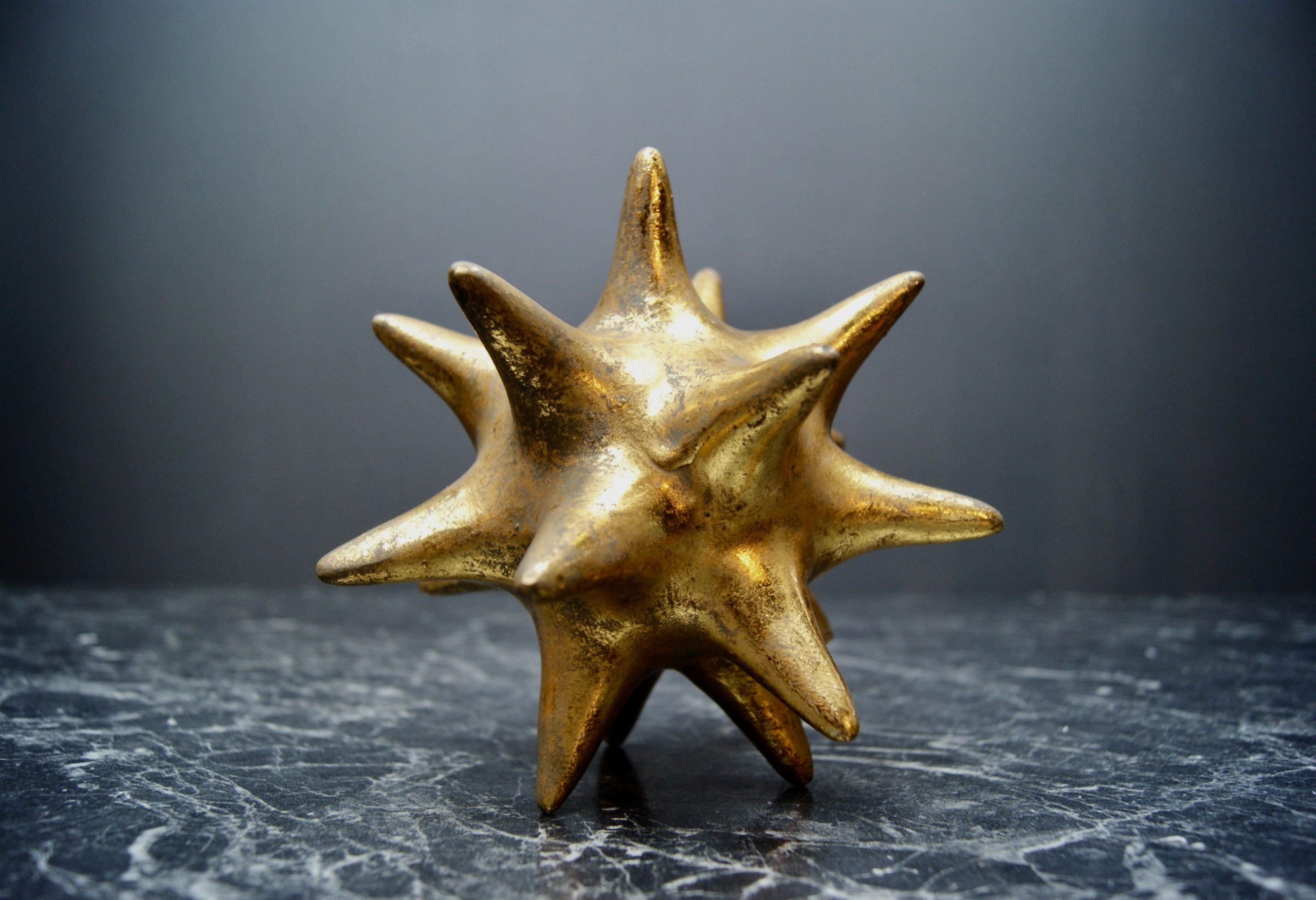 Sjöborre guld