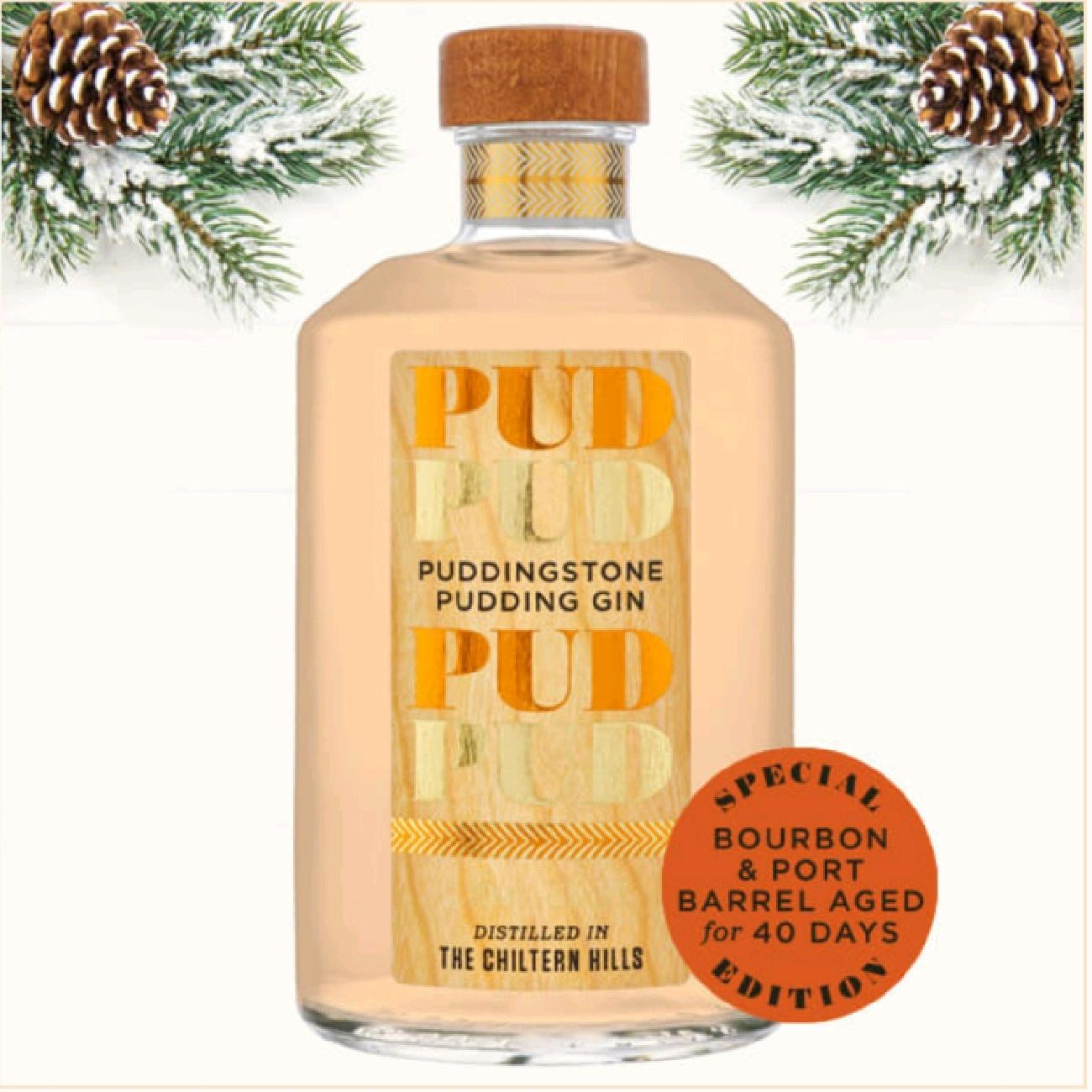 Pud Pud Cask Gin