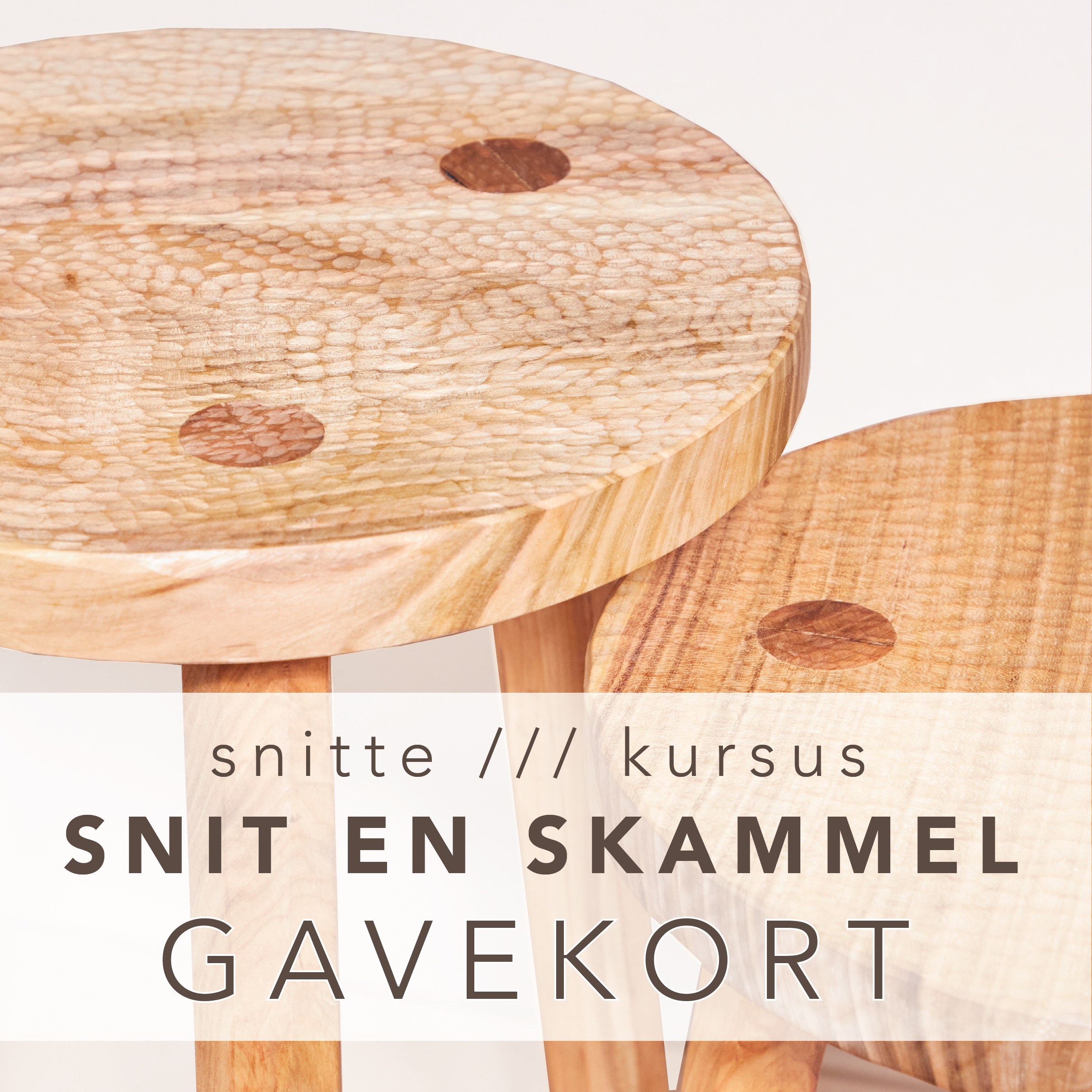 MADE BY ANDERS - Snit en skammel - GAVEKORT