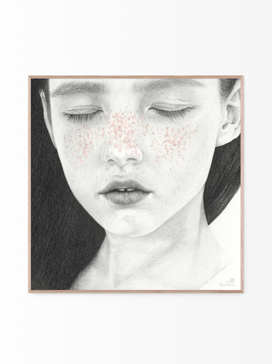 HELENA FRANK - Coloured LIMITERET