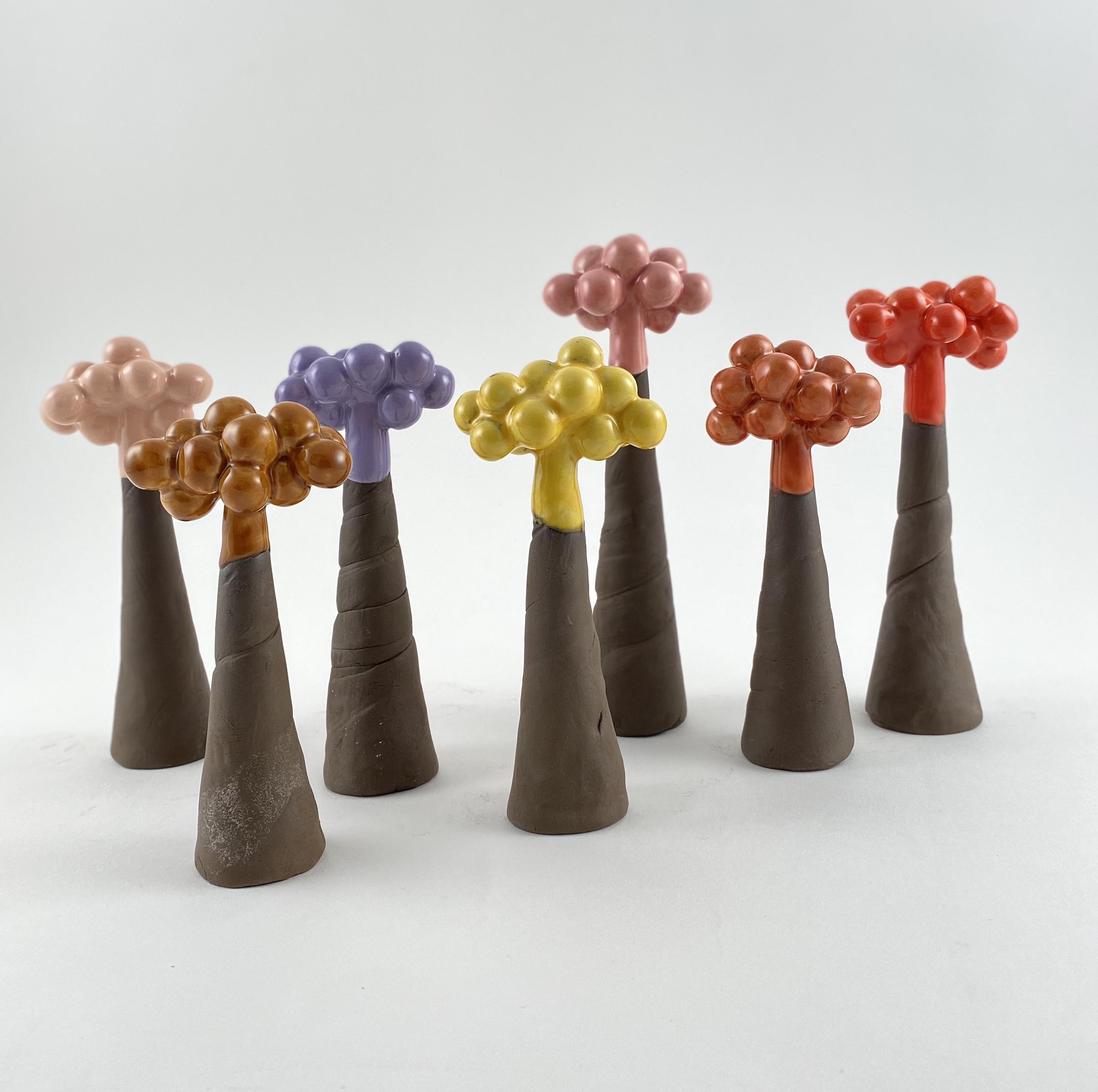 CARLAS CAOS -  Små træer flere nye farver