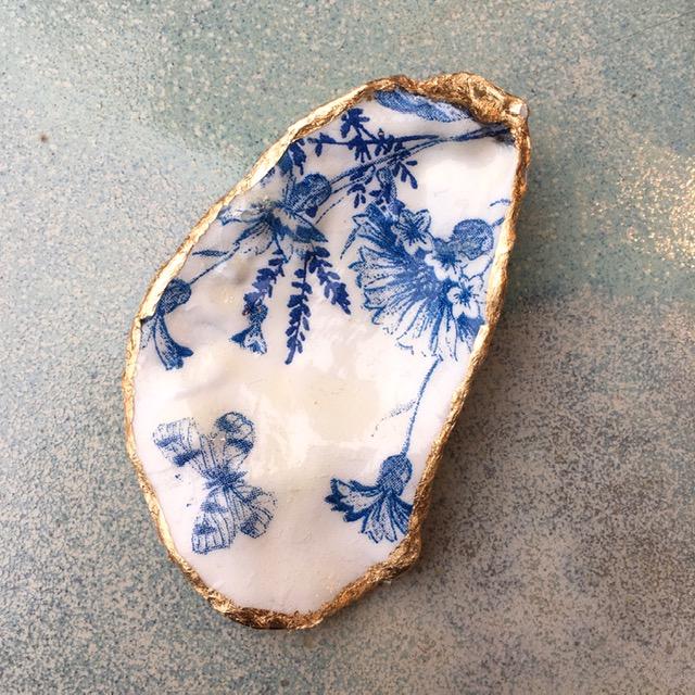 EMMAS- Blå blomst (1)