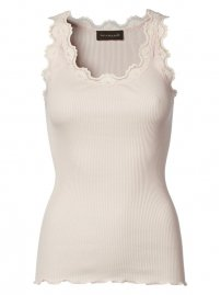 Rosemunde Babette Silk Top