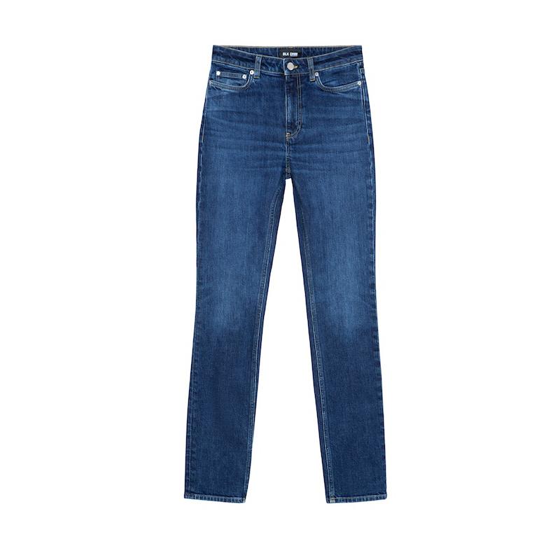 BLK DNM Jeans 82 Granite Blue