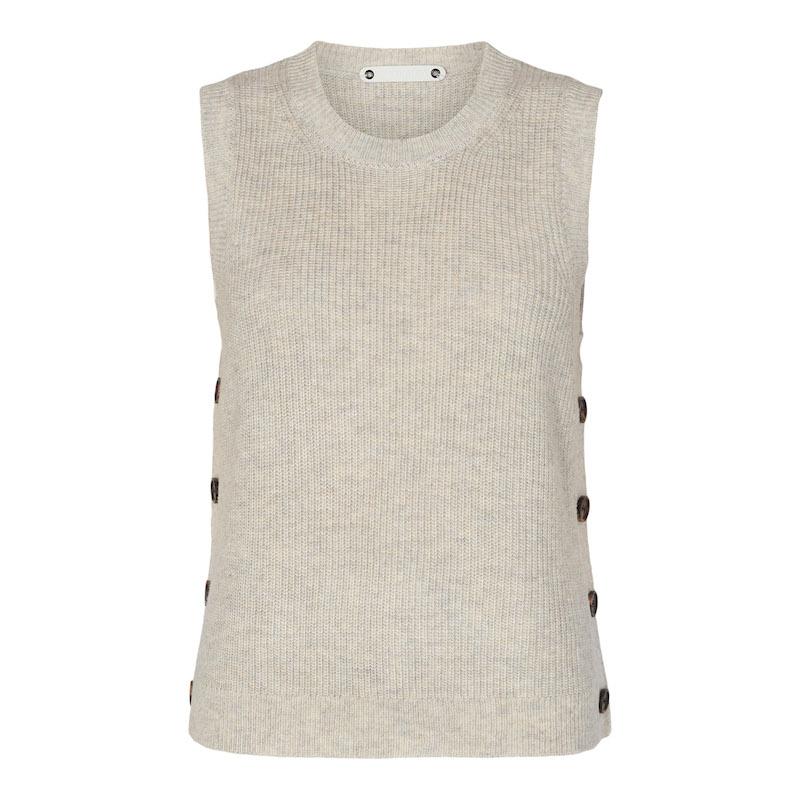 Co`Couture Malou Button Vest