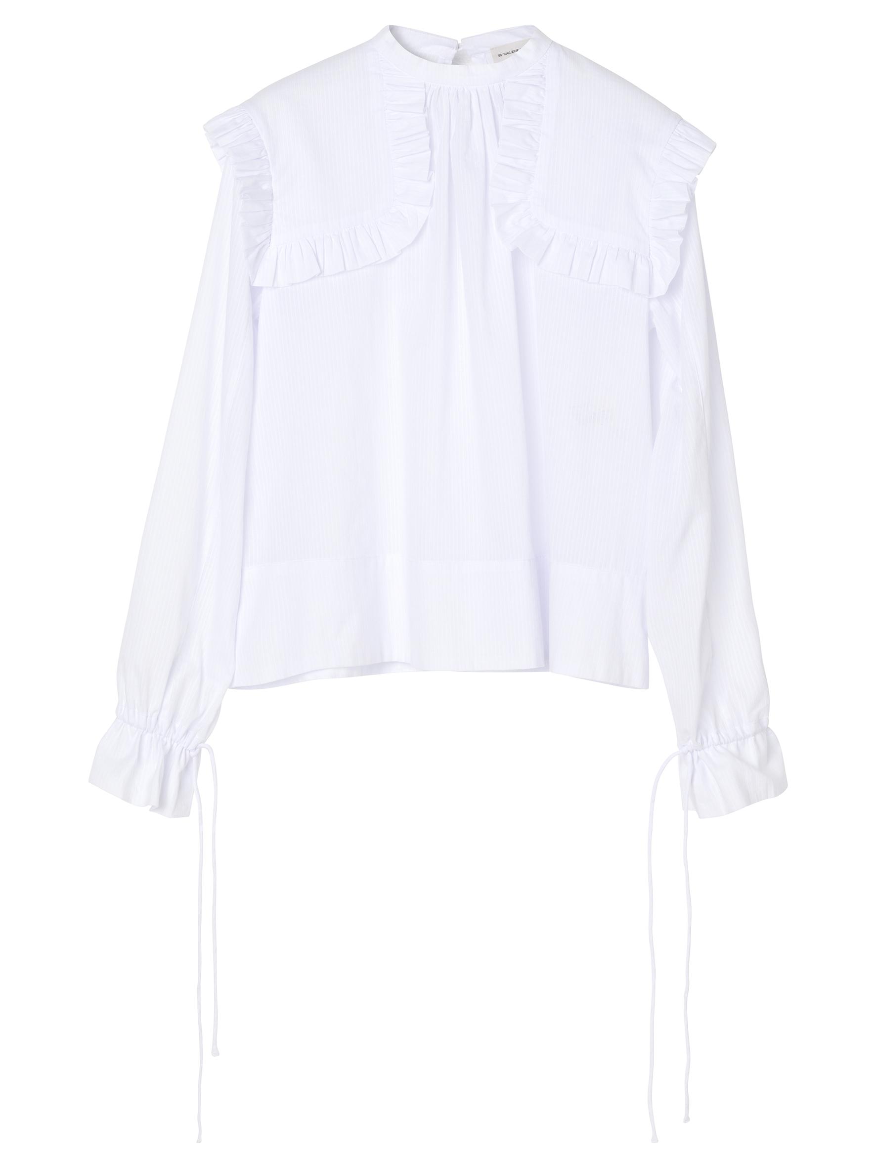 By Malene Birger Salinger Shirt White