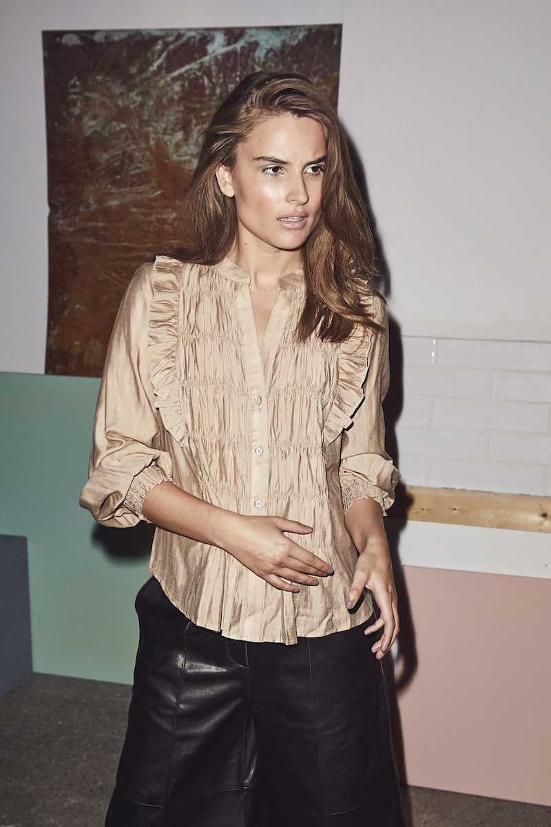 Co´Couture Avalon Smock Shirt