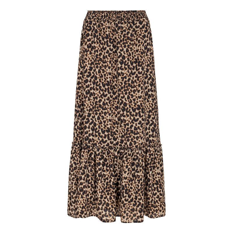 Co`Couture Adore Animal Gipsy Skirt
