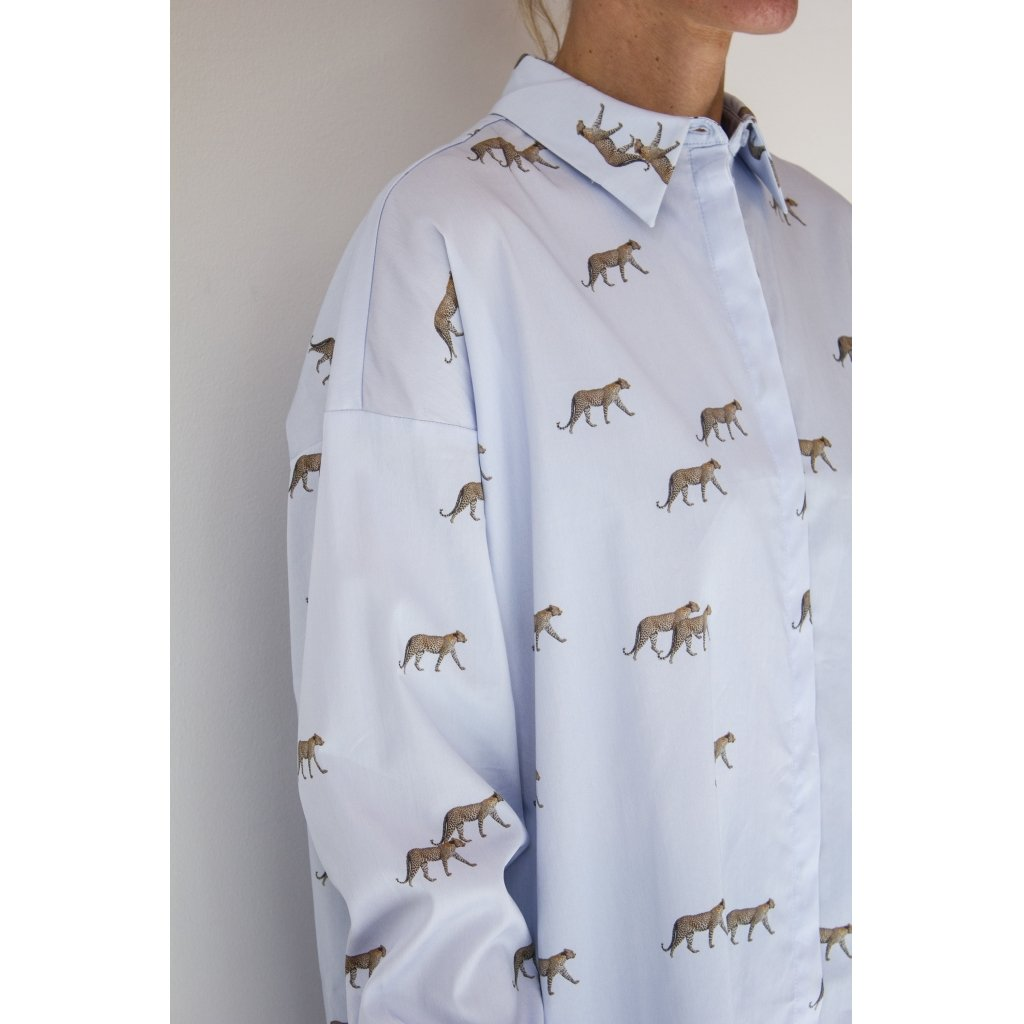 Notes du Nord Kira Shirt Print