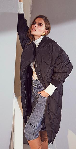 Co`Couture Amanda Quilt Coat