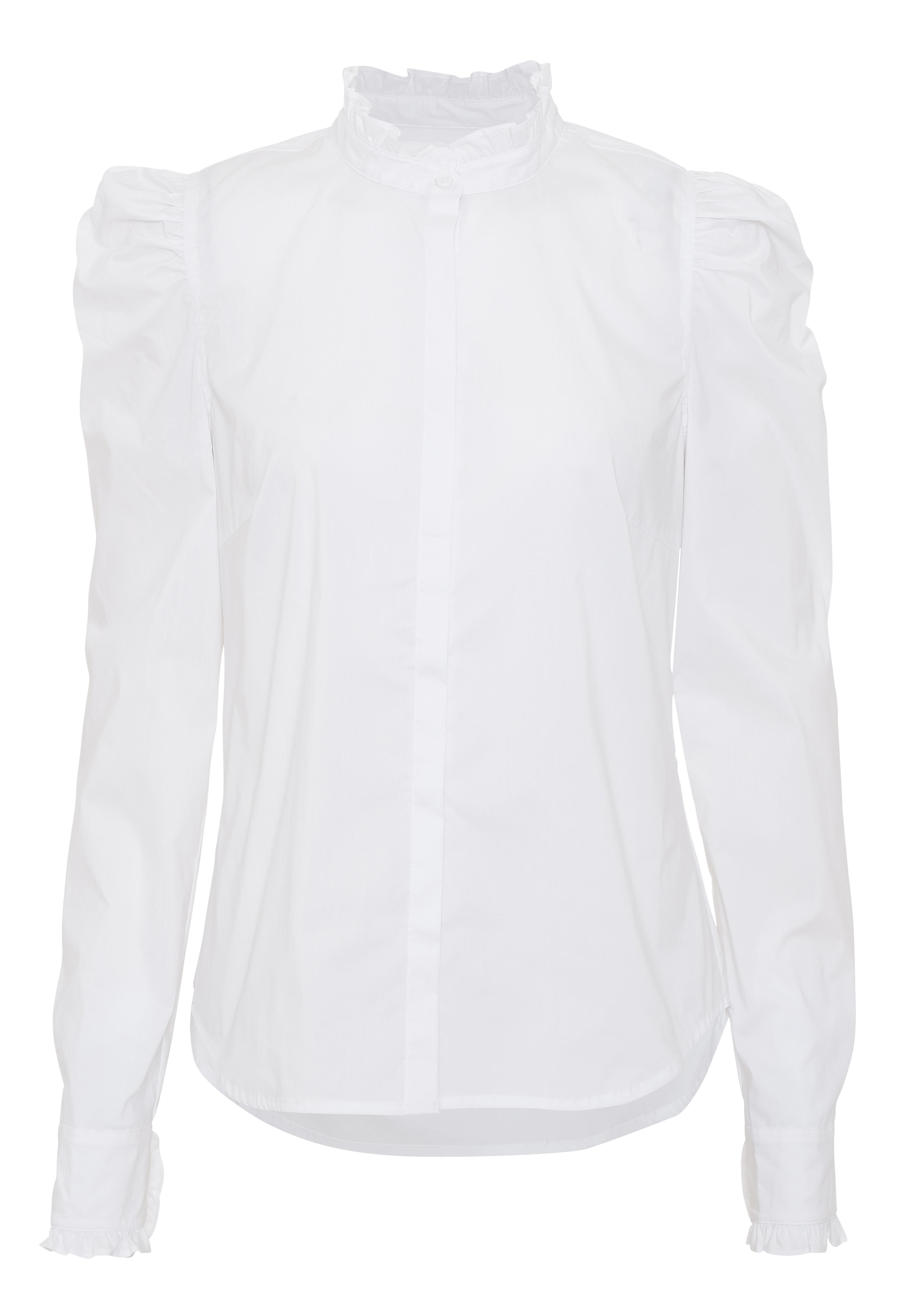 Custommade Hania Shirt White