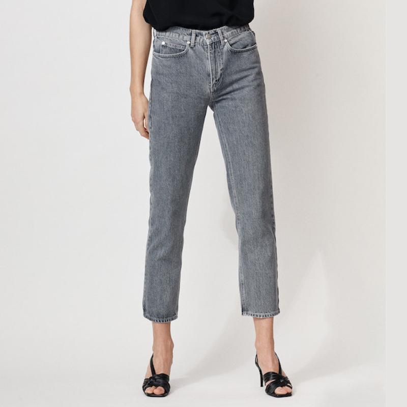 Mayla Hedvig Jeans Washed Grey