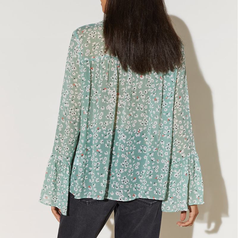 By Malina Donna Blouse