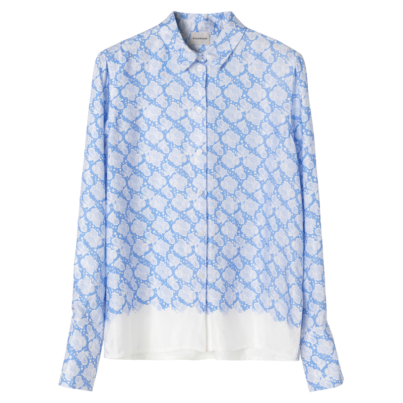 By Malene Birger Colognias Shirt Blue