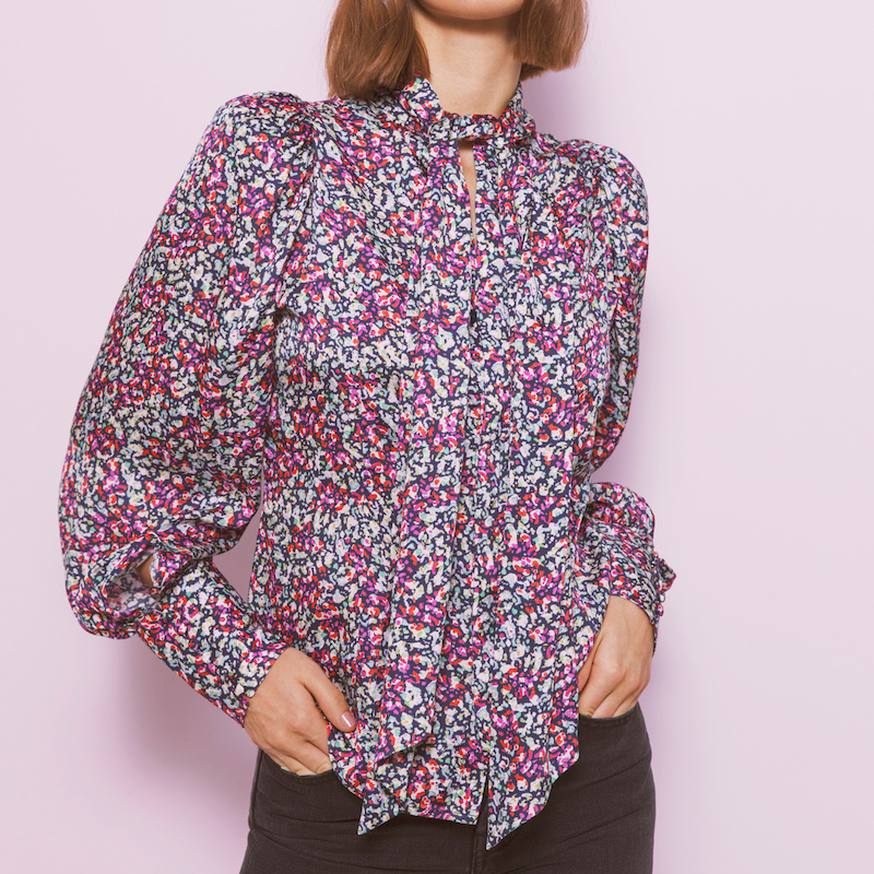 By Malina Penny Blouse