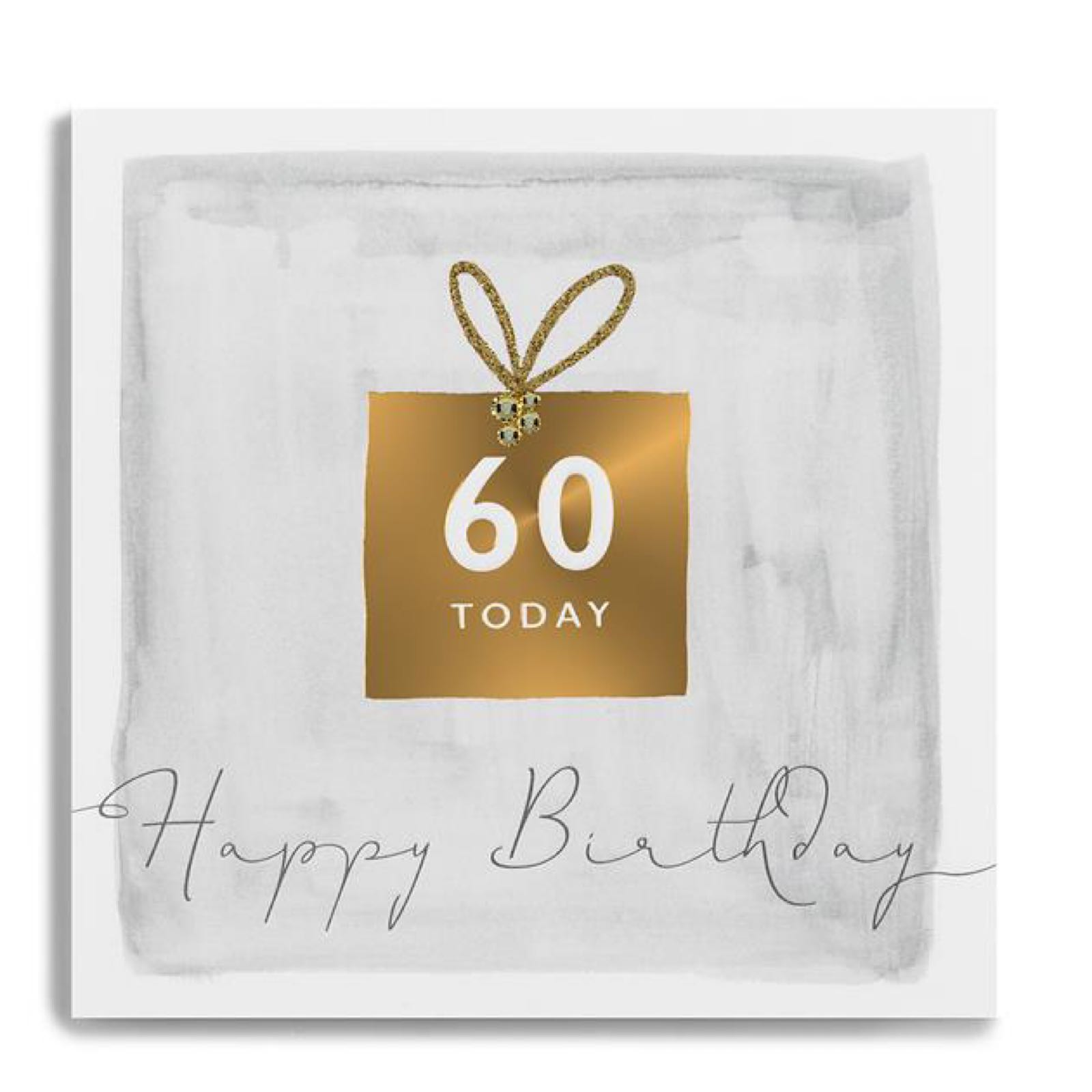 Janie wilson 60 card