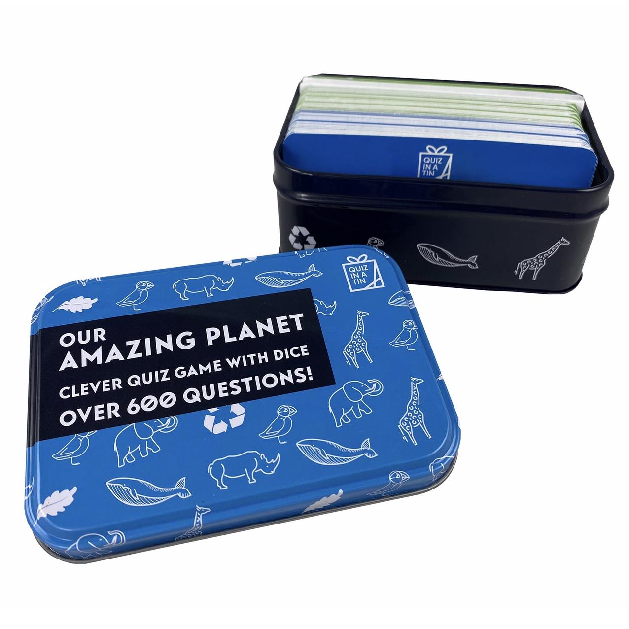 Our Amazing Planet Quiz
