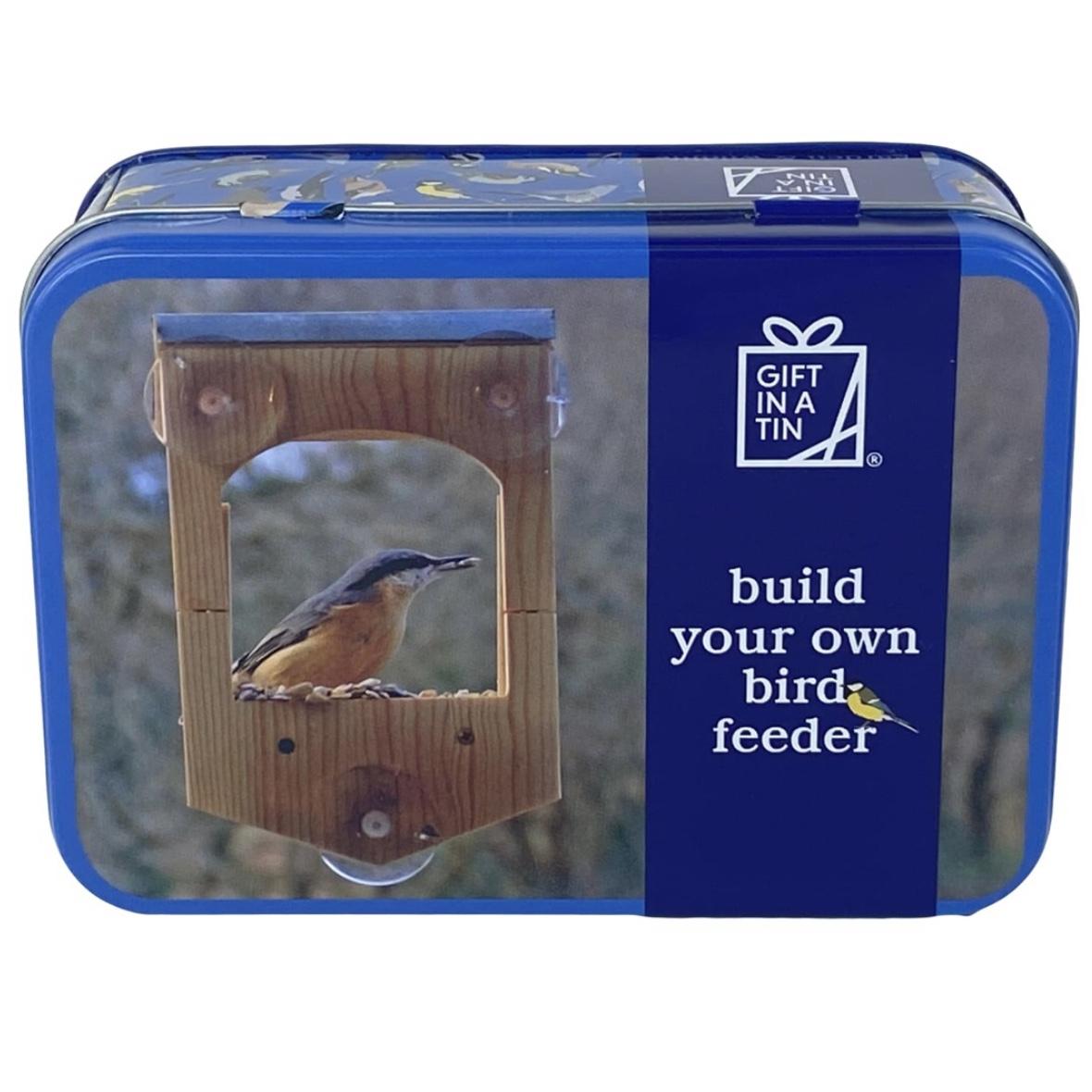 Bird Feeder Tin