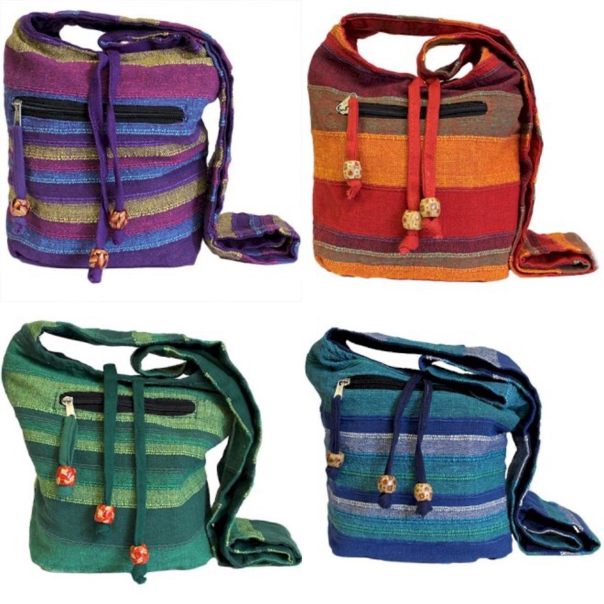 Nepal Sling Bag