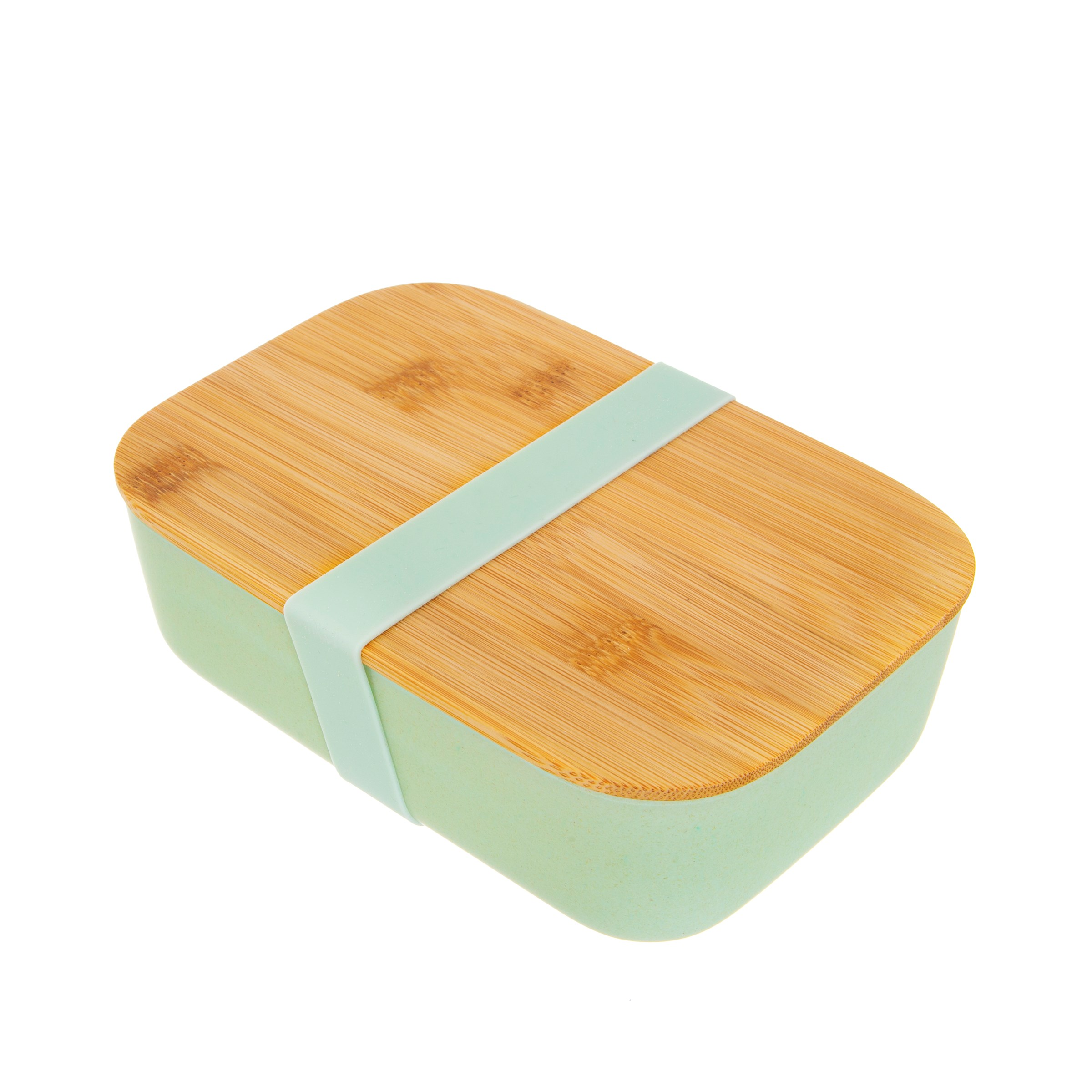 Bamboo Lunch Box - Green