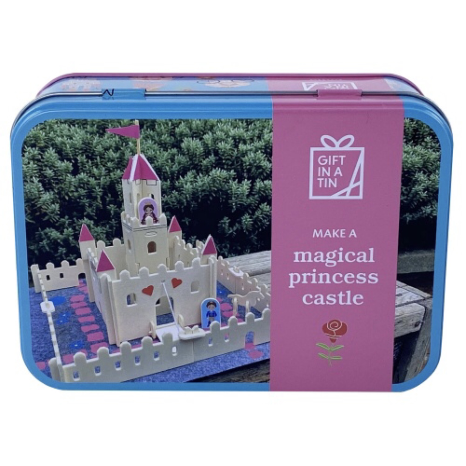 'Magical Princess Castle' Gift in a Tin