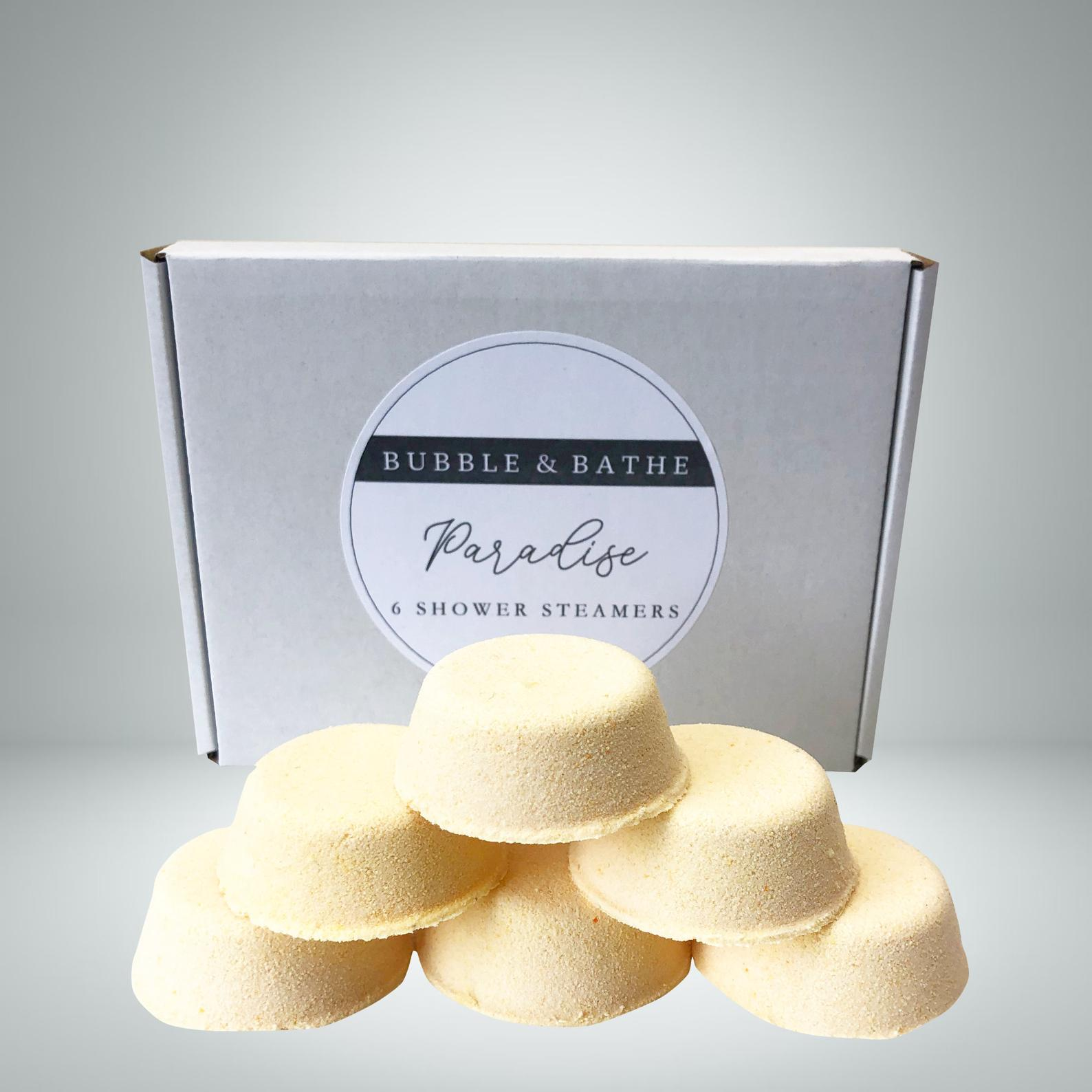 'Paradise' Shower Steamers