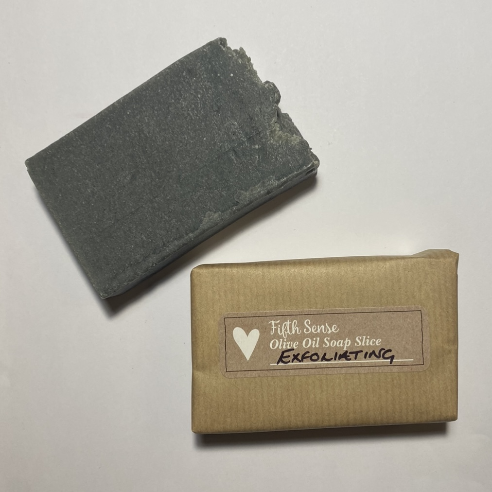 'Exfoliating' Olive Oil Soap Slice (Was £4.00)
