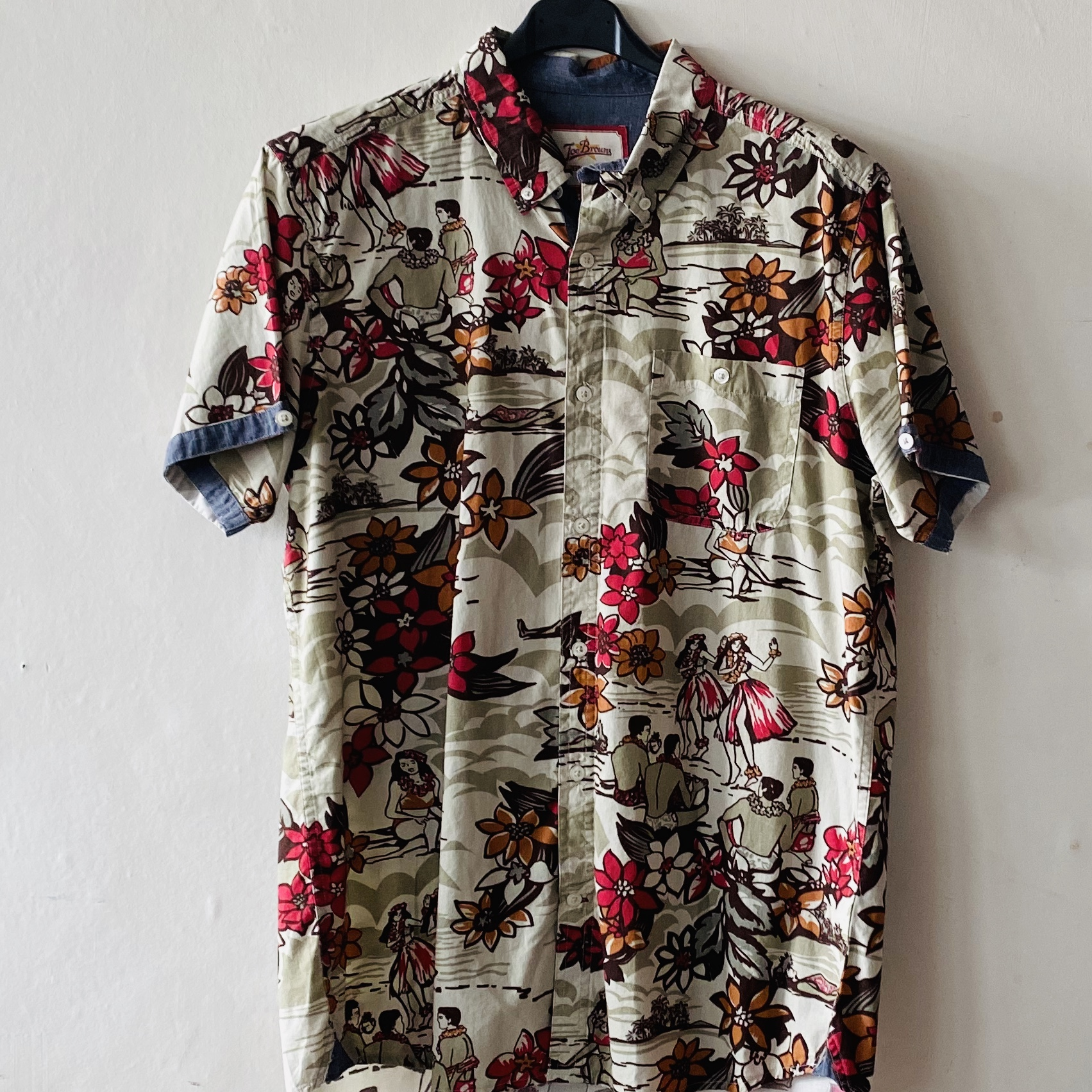 Hawaiian Paradise Shirt